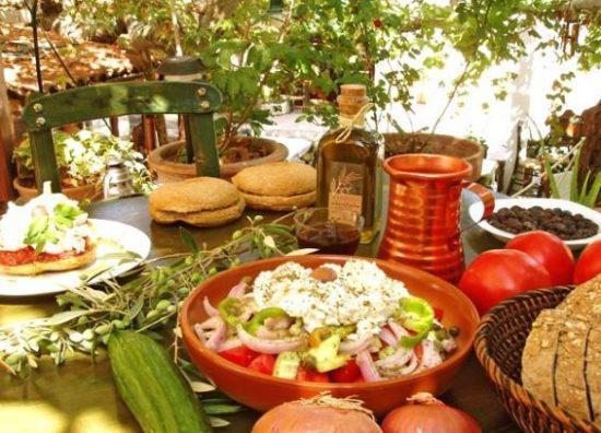 Μεσογειακή - Κρητική Διατροφή
